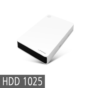 빠른배송 ipTIME 공인판매점 HDD1025 2.5인치