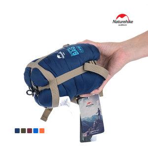 NH 초경량침낭 M 백패킹 여행 휴대 등산 미니캠핑이불