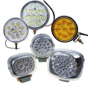 국내생산 LED안개등 램프 (LED 라이트/화물차 작업등)