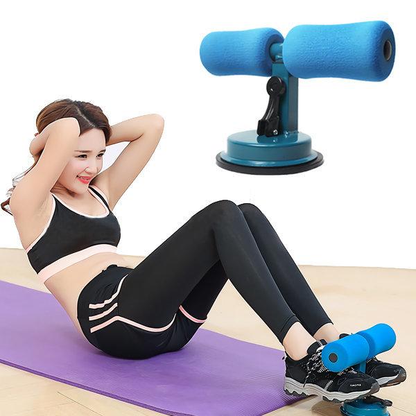 흡착식 윗몸일으키기 기구/복근운동/뱃살/다이어트