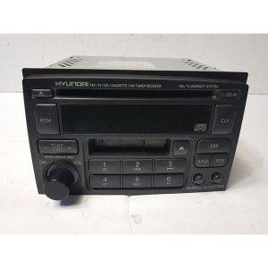 에쿠스 1세대 구형 AV 차량용 CD 테입 오디오 데크