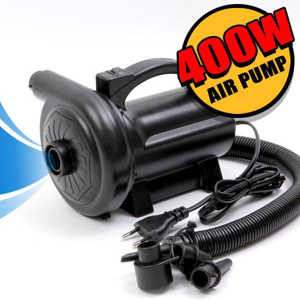 초강력 400W 전동 에어펌프 HT-358 컴프레셔 가정용
