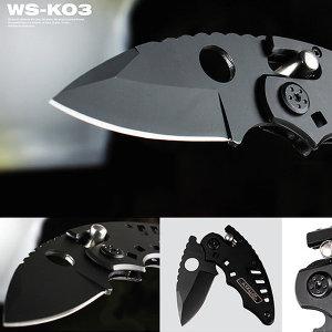 벨로프 아웃도어 주먹 나이프 WS-K03-등산칼/군용칼