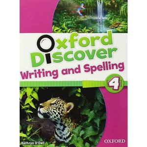 Oxford Discover 4: Writing and Spelling (Paperback