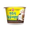 맛있는 오뚜기 컵밥 전주식 돌솥비빔밥 233g