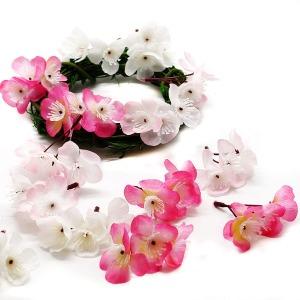 벚꽃송이(300송이 8900원)/벚꽃잎/조화잎/벚꽃나무
