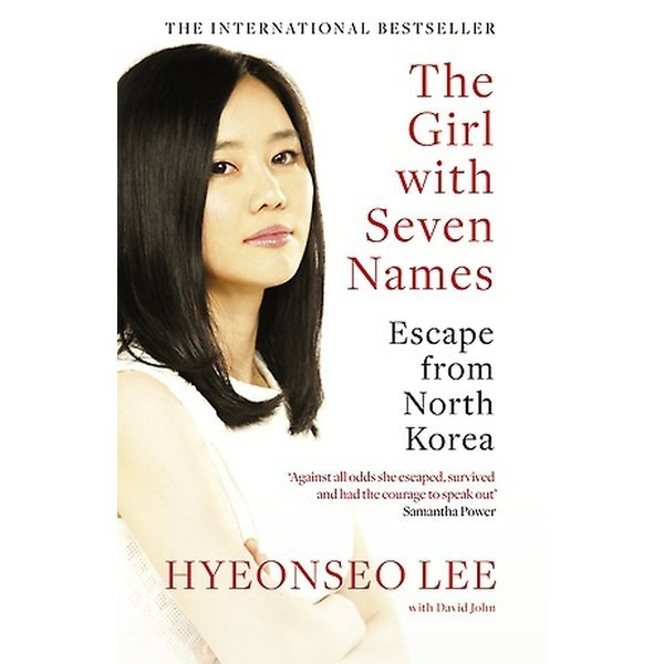 The Girl with Seven Names (Paperback)