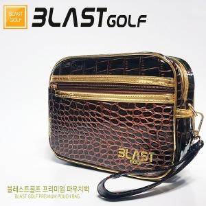 블레스트프리미엄 골프파우치백/골프화가방/해드커버