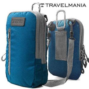 (현대Hmall)트래블매니아 트윈포켓 / 스마트폰 핸드폰 여권 파우치
