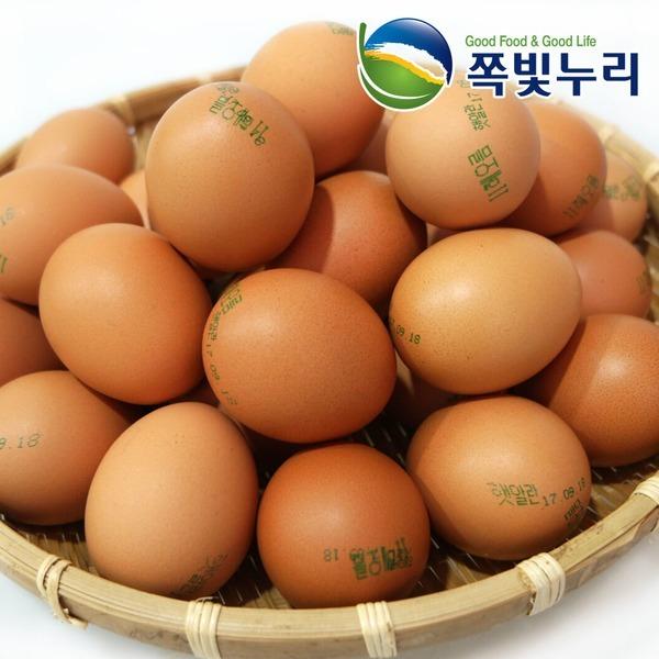 계란 HACCP인증 구운계란 부활절 30알 생산일자 표기