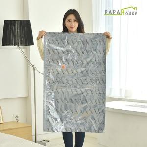 옷걸이압축팩 대형 2장 알루미늄증착 수분차단