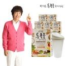 박경호 통곡물한끼선식 5박스+ 흔들컵1개(총50포)