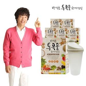 박경호 통곡물한끼선식 6박스+쉐이커1개(총60포)