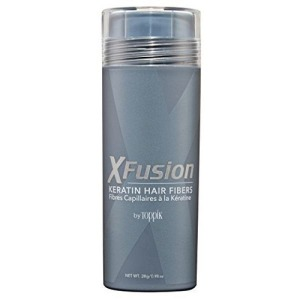 XFusion Keratin Hair Fibers Black 28g