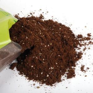 라돈없는흙 미라클팜 플러스 50L/썩지않는흙/분갈이흙