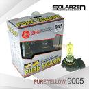 자동차 할로겐 전구 퓨어옐로우(9005) 전조등 램프