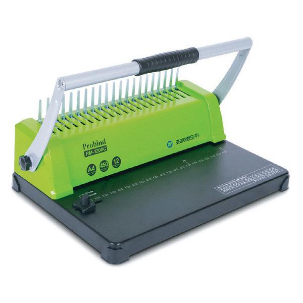 125966 플라스틱링 제본기(RM-1200C/카피어랜드)