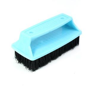 플라스틱 구두솔(블루) /구두 브러쉬 구두약 용품