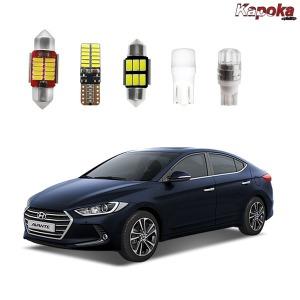 + 아반떼AD 전용 LED 실내등/ 번호판등 트렁크등
