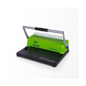 카피어랜드  플라스틱 제본기 RM-1200C /제본450매/1회천공12매/링100개+표지100매 증정