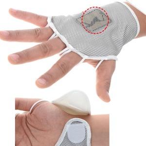 벨크로가 있는 프리미엄 고품질 손등장갑 손등토시
