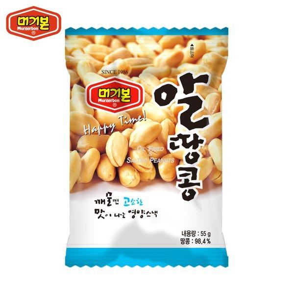 알땅콩55g 박스/12개입