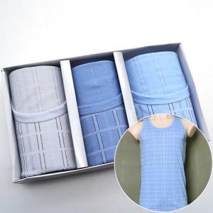 남성 런닝 세트 남자 나시 민소매 속옷 95~110빅사이즈