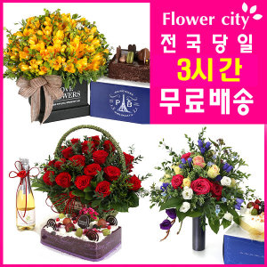 꽃배달/전국당일꽃배송/꽃바구니/꽃다발