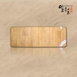 미니싱글 원목무늬 전기매트 /2019년형