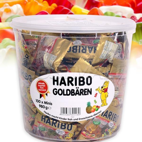 하리보 골드베렌 꼬마곰 젤리 980g 낱개포장/코스트코