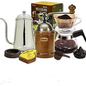 커피그라인더 A-11  핸드밀 핸드그라인더 드립포트