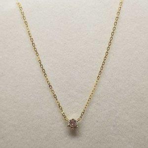 0.18캐럿 천연다이아몬드목걸이/선물강추