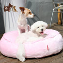 (레드팟) 레드팟 미스터펫 코튼캔디 라운드형 강아지집 개집 강아지용품