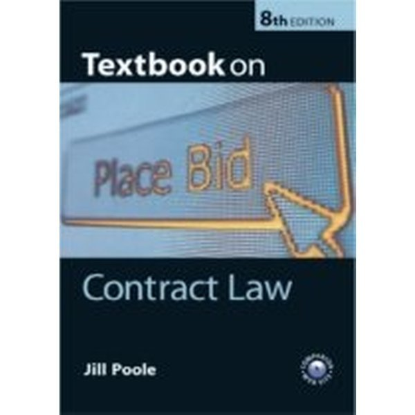 Textbook on Contract Law (Paperback/ 8th Ed.)