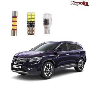 + QM6 전용 LED 실내등 /화장등 풋등 트렁크등 후진등