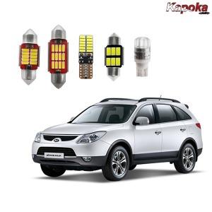 + 베라크루즈 전용 LED실내등/번호판등 트렁크등