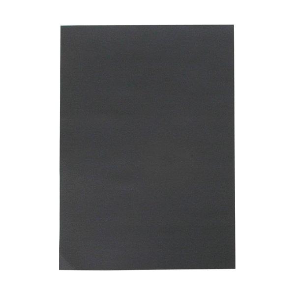 118611 검정도화지 4절 170g(100매/근영사)