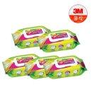 스카치브라이트 표준형 물걸레 청소포 더블액션 20매(5개)