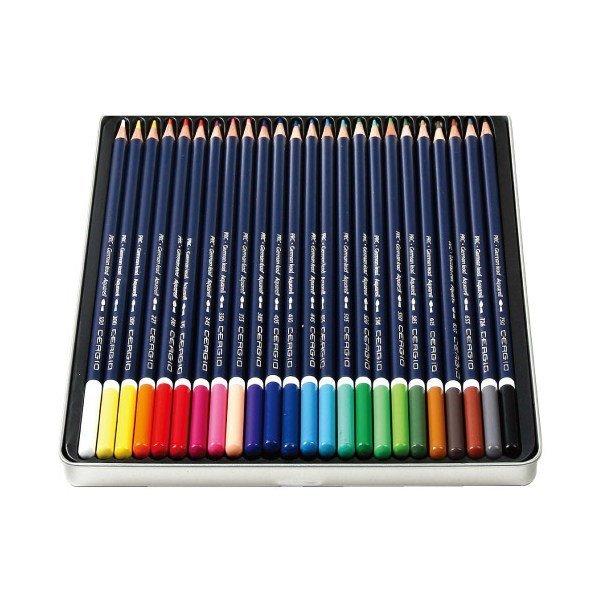수채색연필(세르지오/24색)