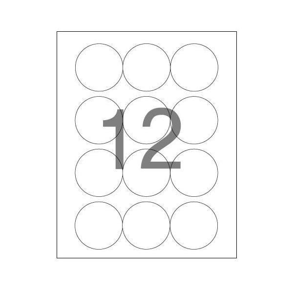 108104 분류표기용 라벨(LS-3640/100매/12칸/폼텍)