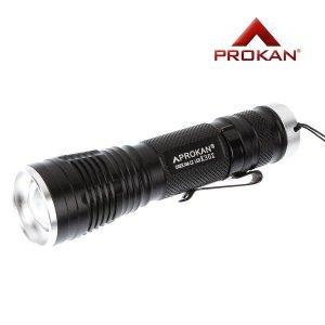 프로칸 K302 CREE XM-L2 LED 후레쉬 랜턴(본체만)