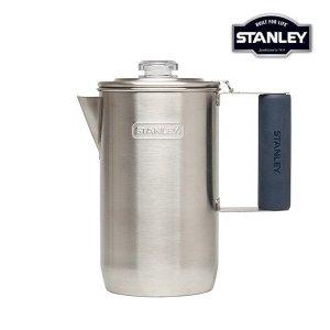 STANLEY  스탠리 어드벤쳐 퍼코레이터 1L- 스테인레스 스틸/증류여과식/커피추출