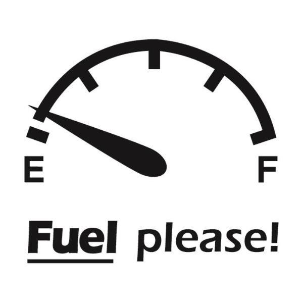 주유구스티커_fuel please_주유구