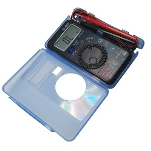 SK-4203F 포켓 테스터기/멀티메타/콘덴서/미터/매다
