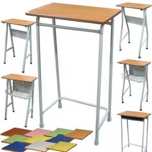 키다리책상/졸음방지용/학원/학교/테이블/스탠딩책상