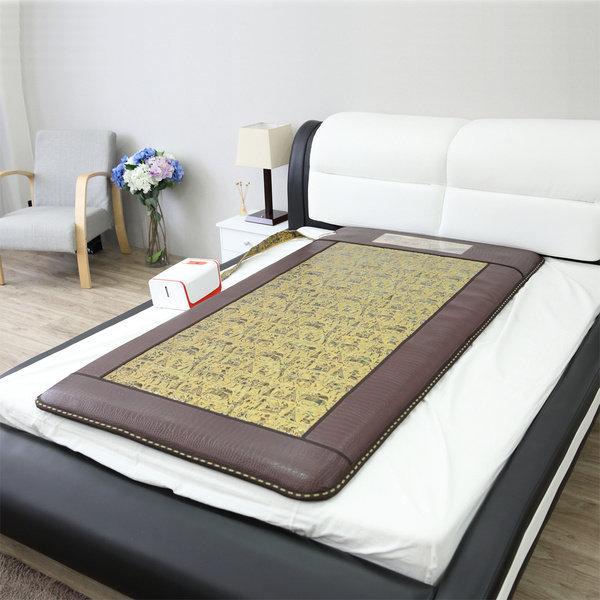 한일매트 한일꽃잠 온수매트 침실형 싱글(200x100cm)/소음이 없는 온수매트