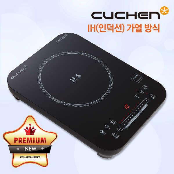 (현대Hmall)쿠첸 1구 IH 인덕션 전기렌지/전기레인지 CIR-F151