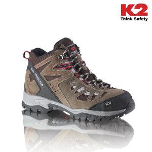 K2-52 천연가죽 경량 /중단화 작업화/작업화