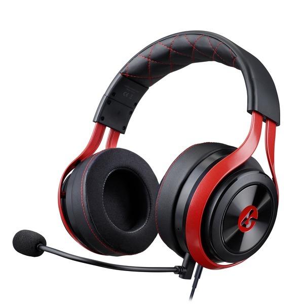 루시드사운드 프로 게이밍 헤드셋 LS25 붐마이크 정품
