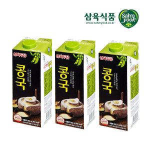 삼육두유 콩국 950mlx12팩/콩국물 /콩국수 20%쿠폰~
